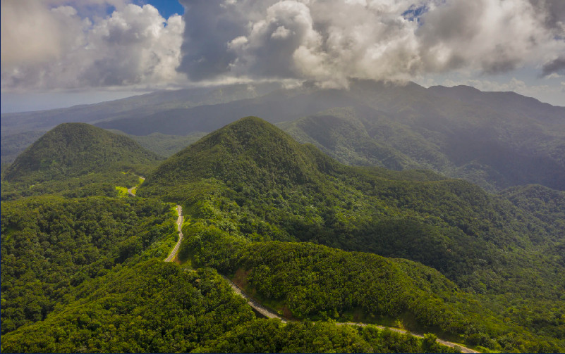 Panorama Haute Terre