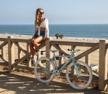 Antilles à vélo
